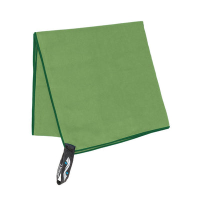 Packtowl Personal travel towel, in green