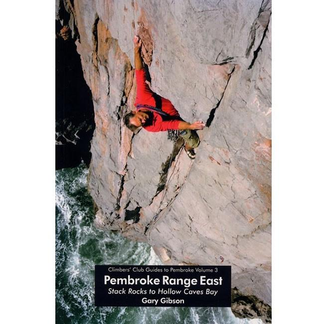 Pembroke Volume 3 Range East climbing guide, front cover