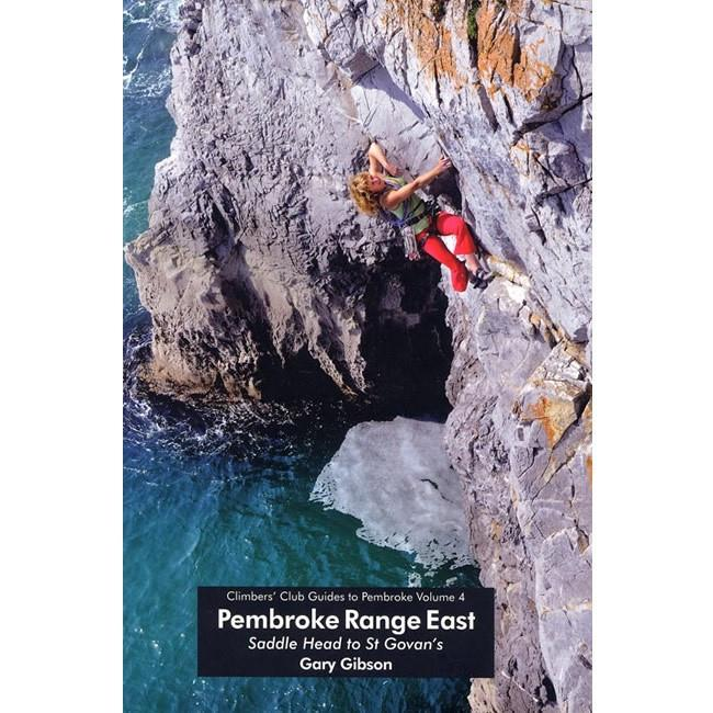 Pembroke Volume 4 Range East climbing guide, front cover