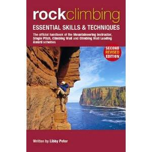 Rock Climbing Essential Skills and Techniques book