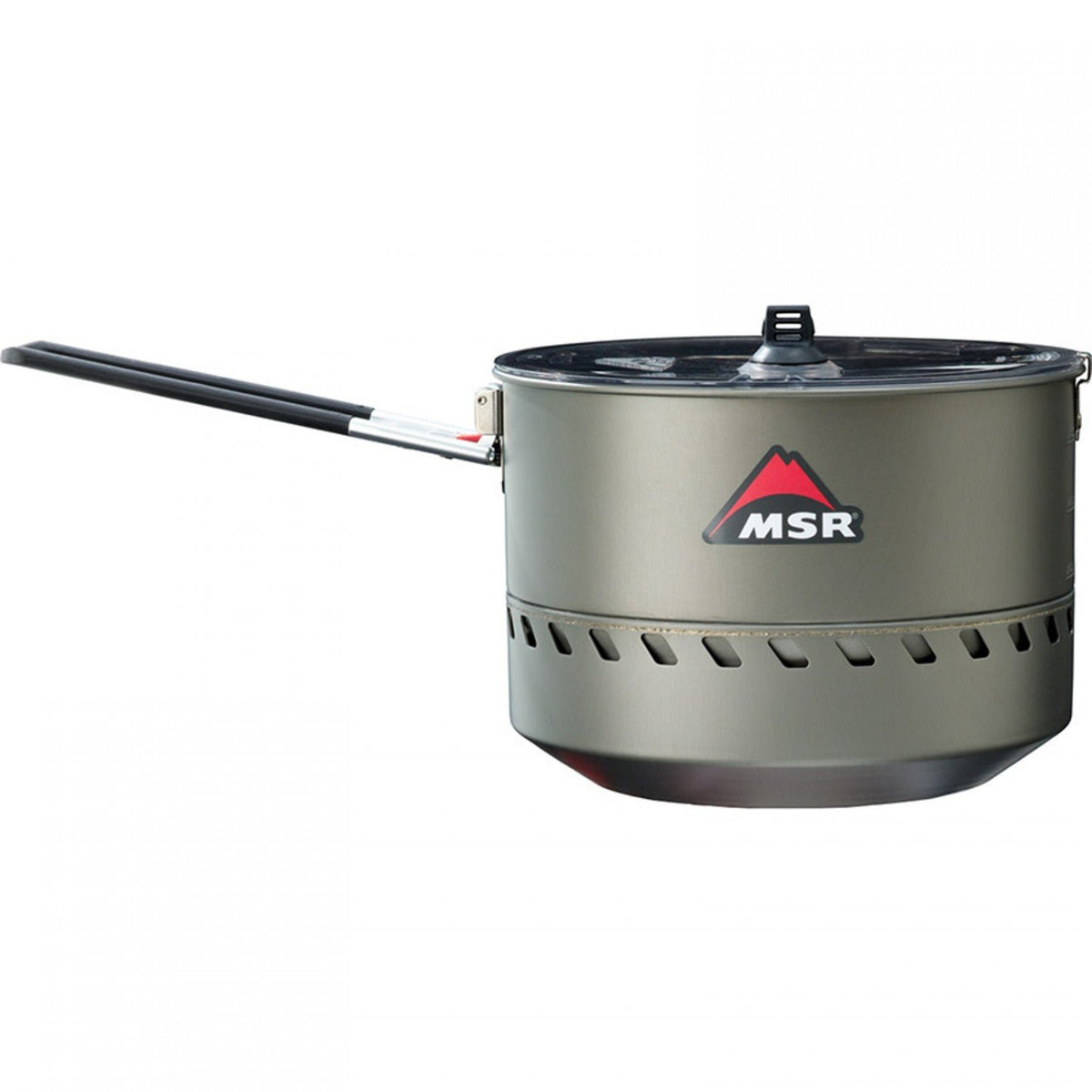 MSR Reactor 2.5L camping Pot in silver colour