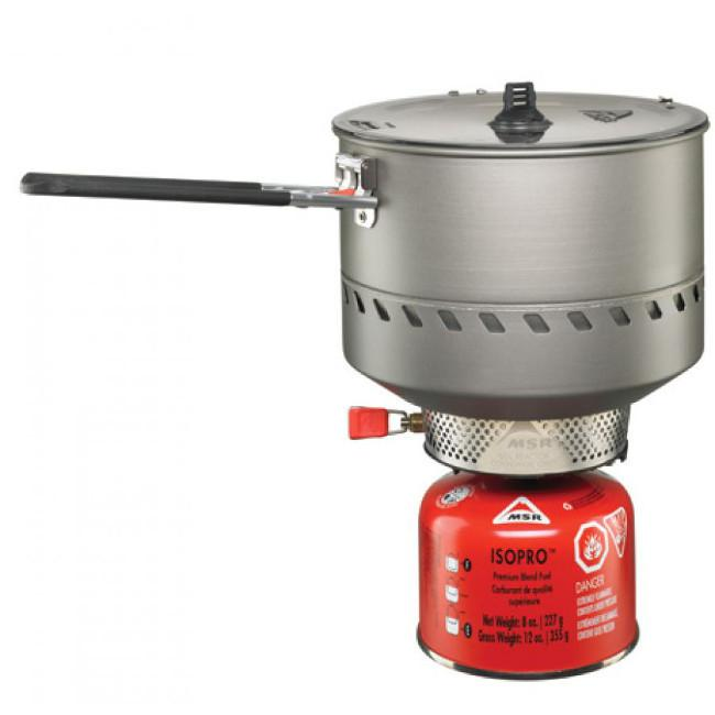 MSR Reactor Camping Stove System 2.5L