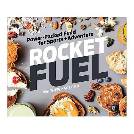 Rocket Fuel: Power-Packed Food for Sports & Adventure