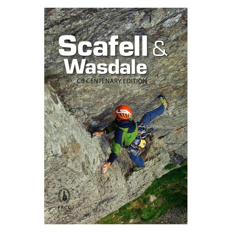 FRCC Scafell and Wasdale climbing guidebook, front cover