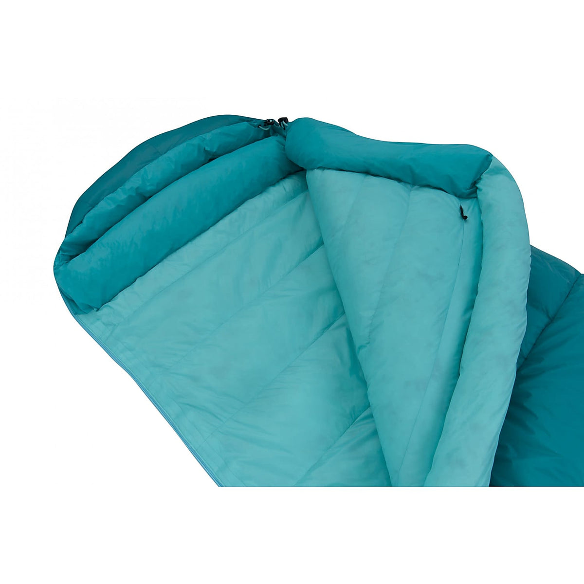 Sea to Summit Altitude II Women's sleeping bag, close up on material