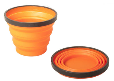 Sea to Summit X-Mug, in Orange