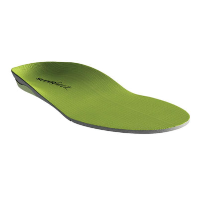 Superfeet GREEN insoles in green colour