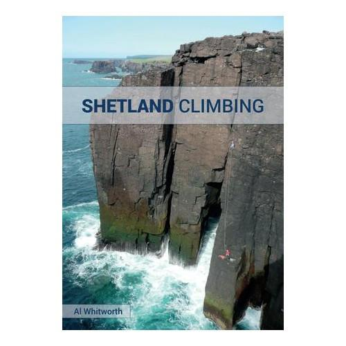 Shetland Climbing guidebook, front cover