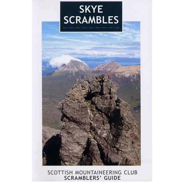 Skye Scrambles guidebook, front cover