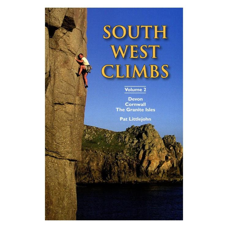 South West Climbs: Volume 2 climbing guidebook, front cover