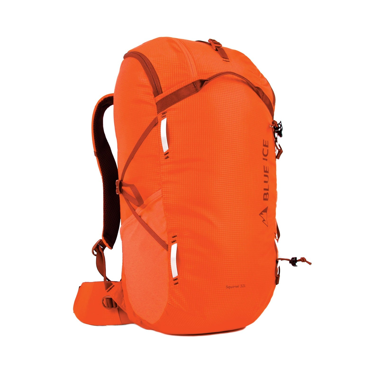 Blue Ice Squirrel 32L in orange