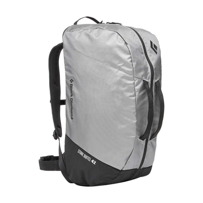 Black Diamond Stone Duffel, in silver colour