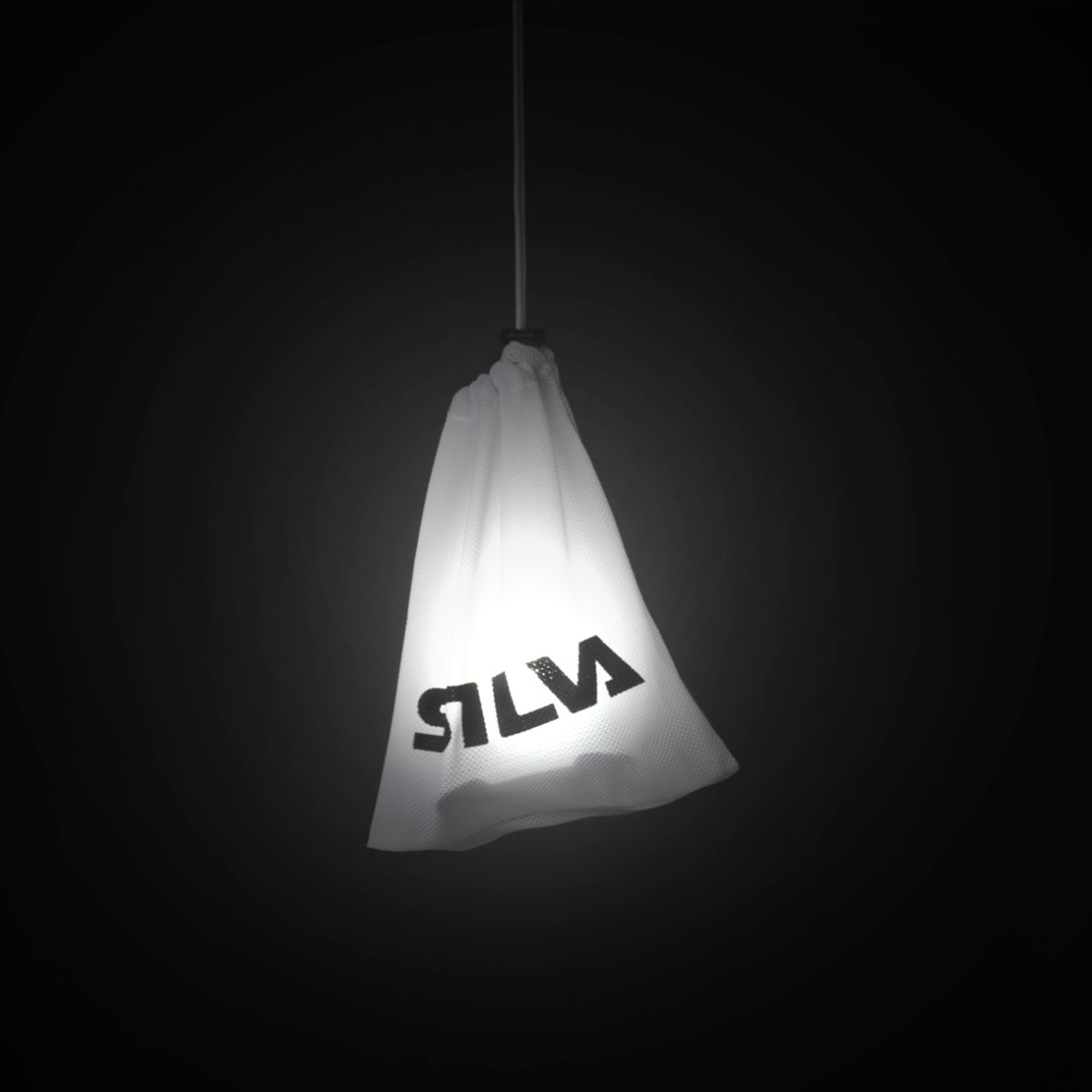 Silva Explore 4RC Headtorch bag light inside