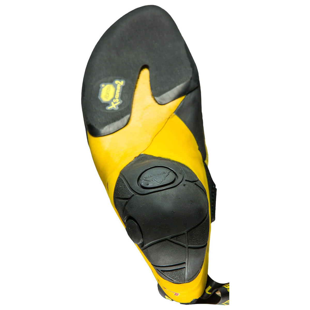 La Sportiva Skwama climbing shoe, view of the sole