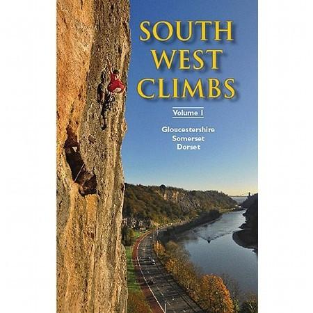 South West Climbs: Volume 1 climbing guidebook, front cover