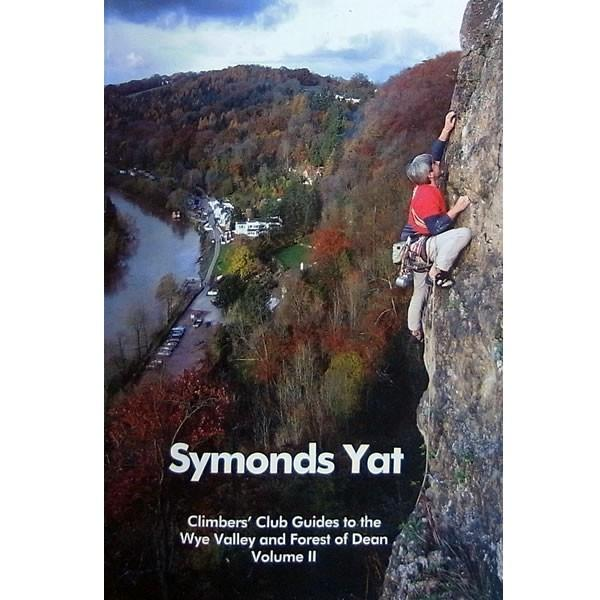 Symonds Yat Volume 2 climbing guidebook, front cover