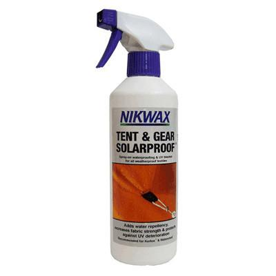Nikwax Tent & Gear Solarproof Spray-On, 500ml bottle