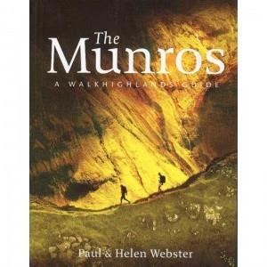 The Munros: A Walkhighlands Guide by Pocket Mountains, front cover