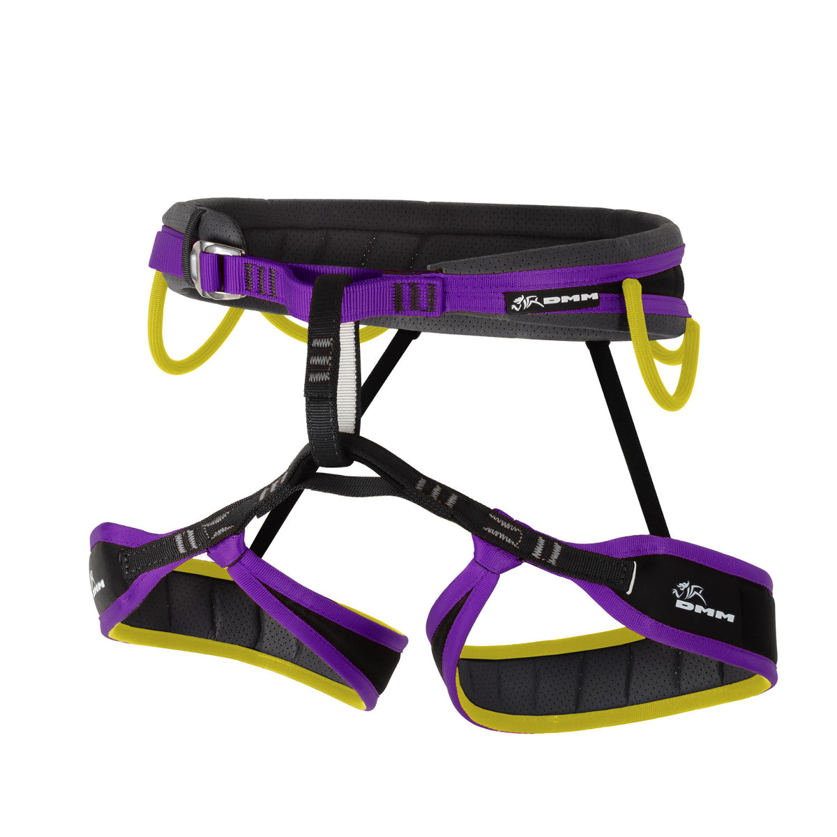 DMM Trance Harness in Purple & Yellow