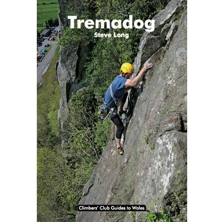 Tremadog climbing guidebook, front cover