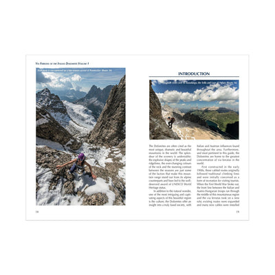 Via Ferratas of the Italian Dolomites Vol 1