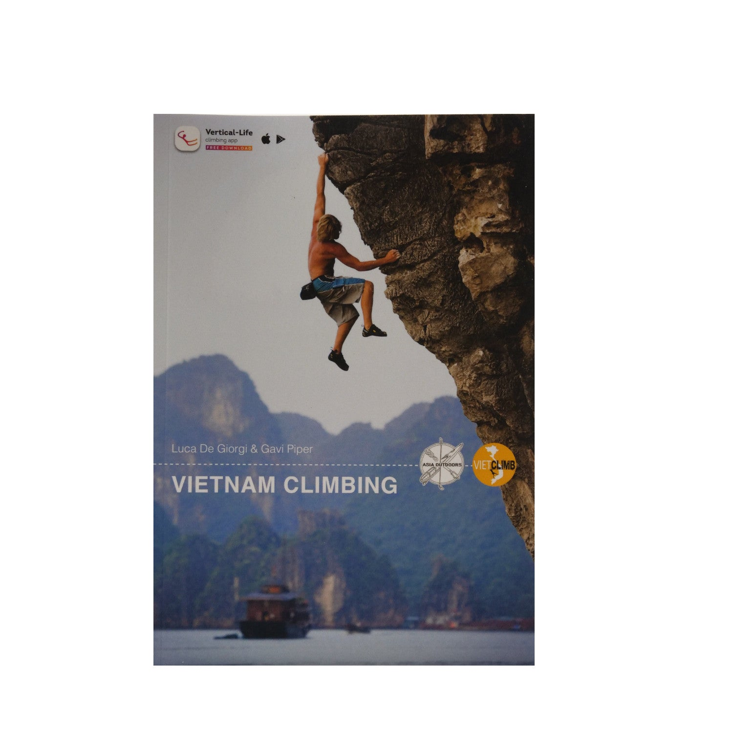 Vietnam Climbing front cover