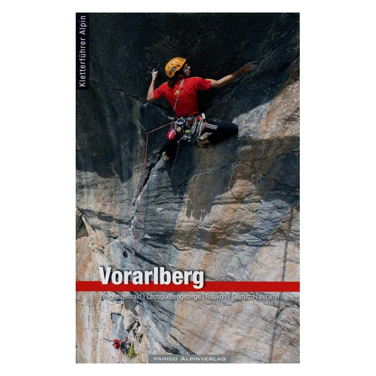 Vorarlberg climbing guidebook, front cover