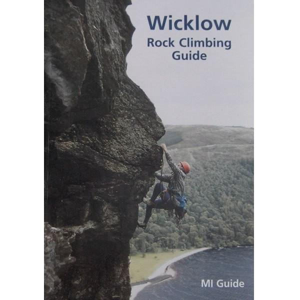 Wicklow Rock Climbing Guidebook, front cover
