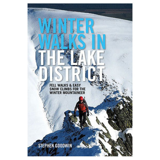 Winter Walks in the Lake District guidebook, front cover