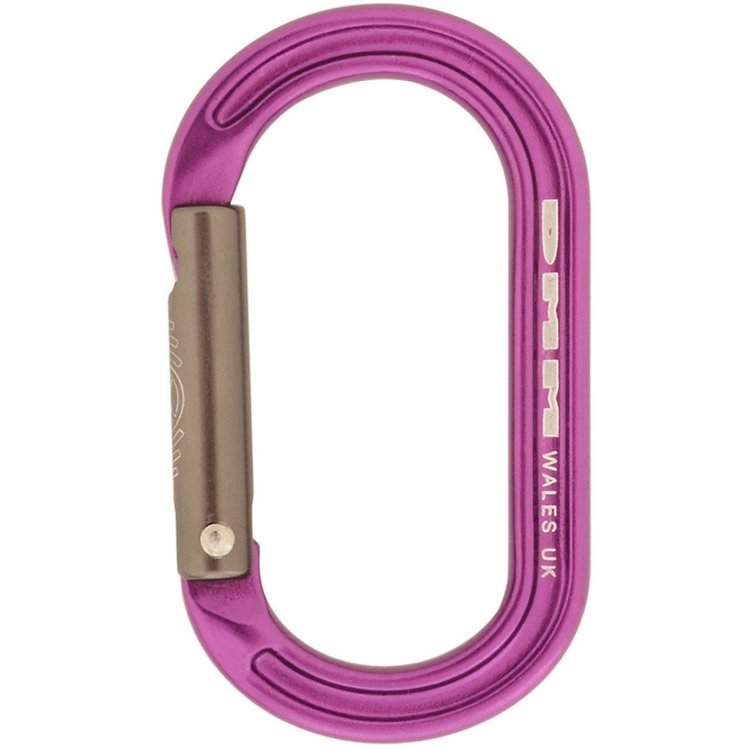 DMM XSRE (accessory) carabiner in Purple colour