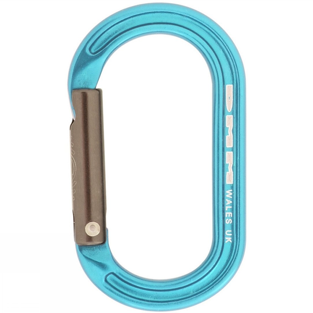 DMM XSRE (accessory) carabiner in Turquoise colour