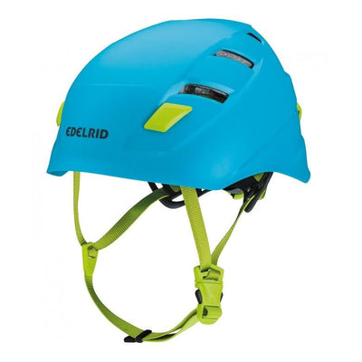 Edelrid Zodiac climbing helmet, in blue colour