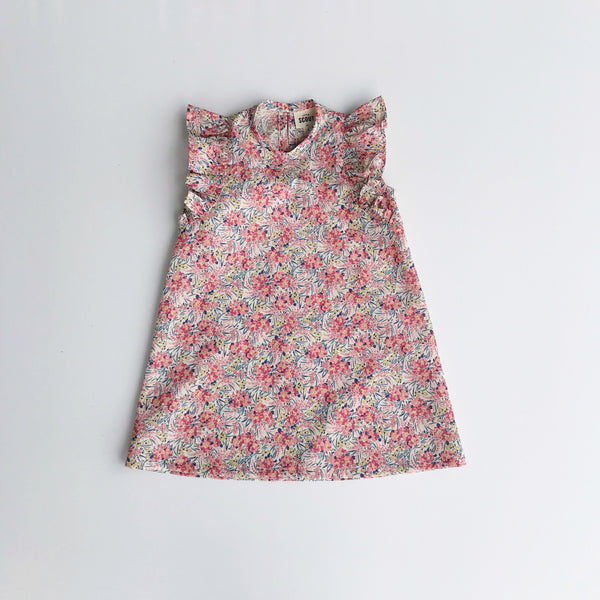 FREYA DRESS- LIBERTY OF LONDON