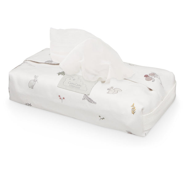 Wet Wipe Cover - GOTS Fawn