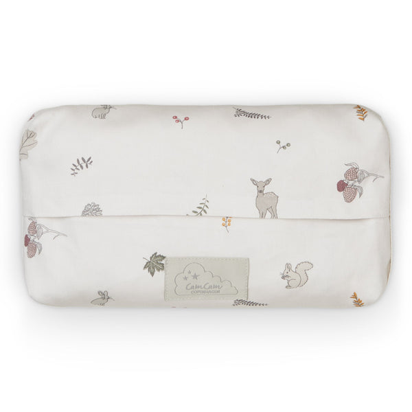 Wet Wipe Cover - GOTS - Fawn