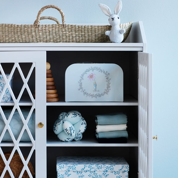 Harlequin Changing Table - Light Sand