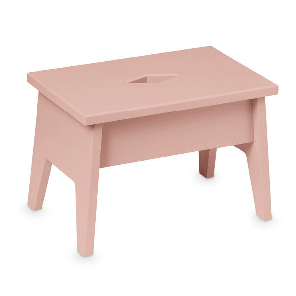 Step Stool, FSC - Dusty Rose