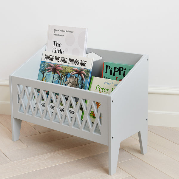 Book Bench, FSC - White
