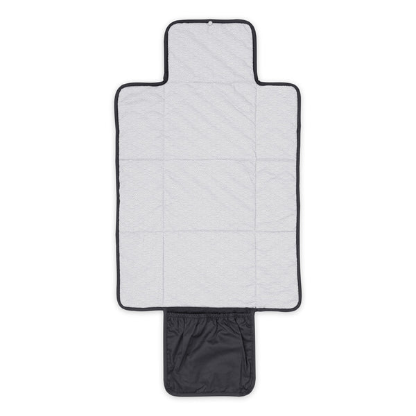 Changing Mat, Quilted - OCS - Black