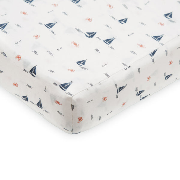 Changing Cushion Cover - OCS Sailboats