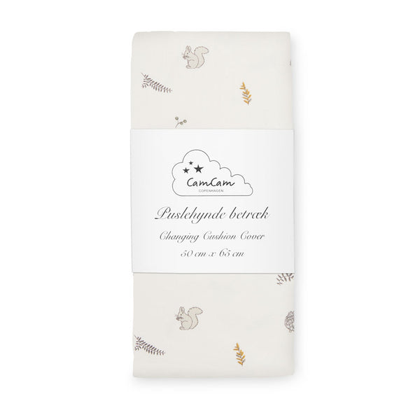 Changing pad cover - OCS Fawn