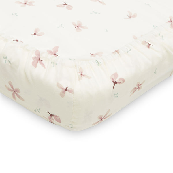 Changing Cushion Cover - OCS Windflower Creme