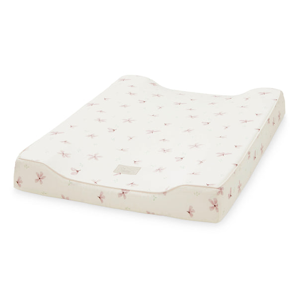 Changing Pad - OCS Windflower Creme