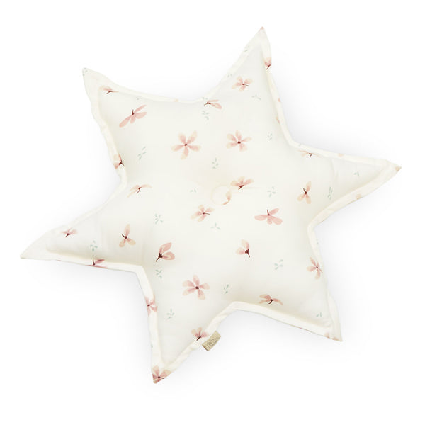 Cushion, Star - OCS Windflower Creme