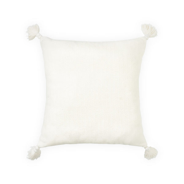 Cushion, Herringbone - OCS Off-White
