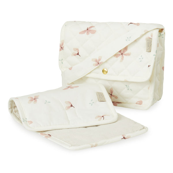 Doll's Changing Bag - OCS Windflower Creme