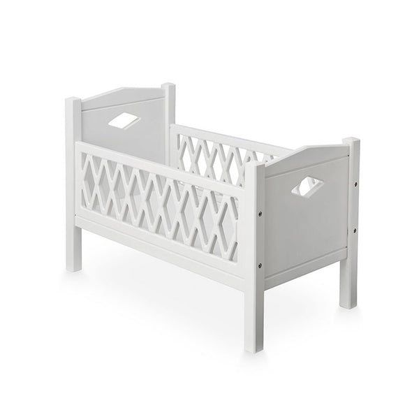 Doll's Bed, Harlequin - FSC White