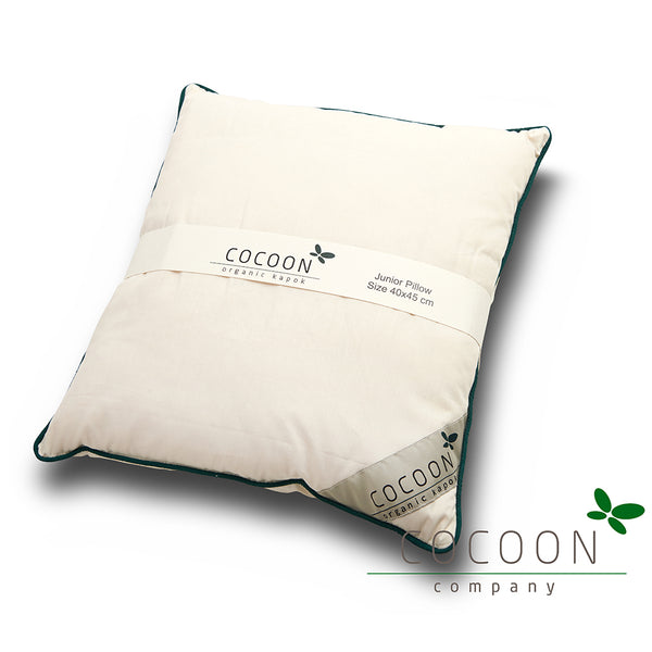 Kapok Junior Pillow - 40x45cm - Natural