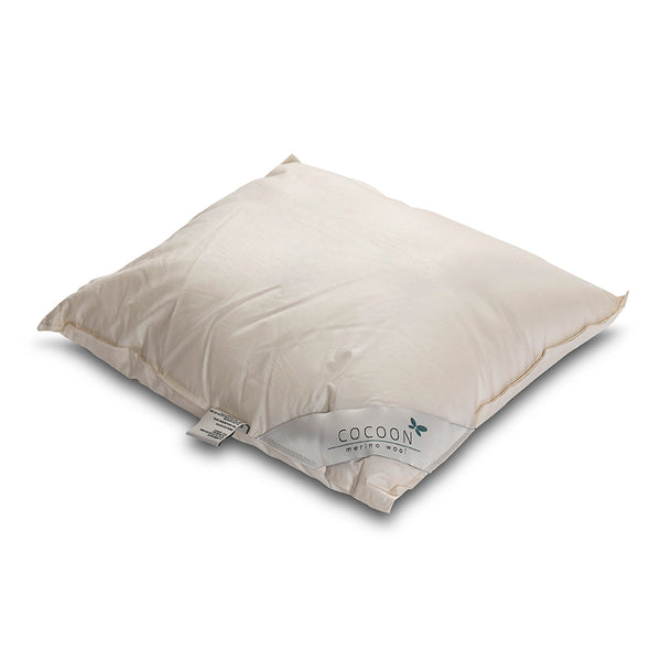 Merino Wool Junior Pillow - 40x45cm - Natural