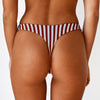 MAVIS BOTTOMS - CLAY STRIPE